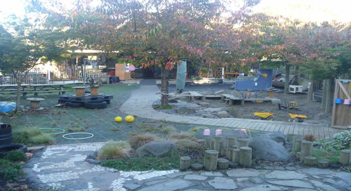 Pagoda.jpg - The Cambridge Early Learning Centre, childcare, ECE, and daycare located in Cambridge, Waikato, NZ